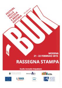 Rassegna Stampa BUK 2015